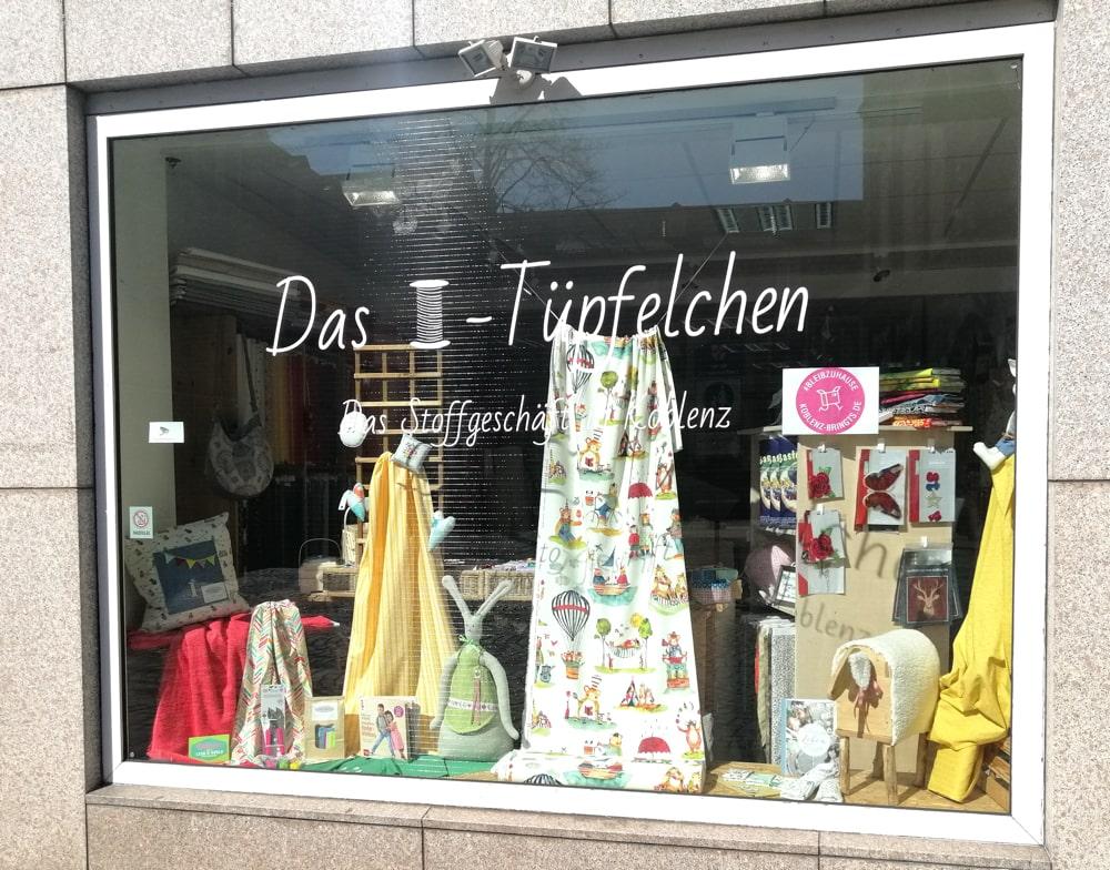 Ladenlokal iTüpfelchen Koblenz
